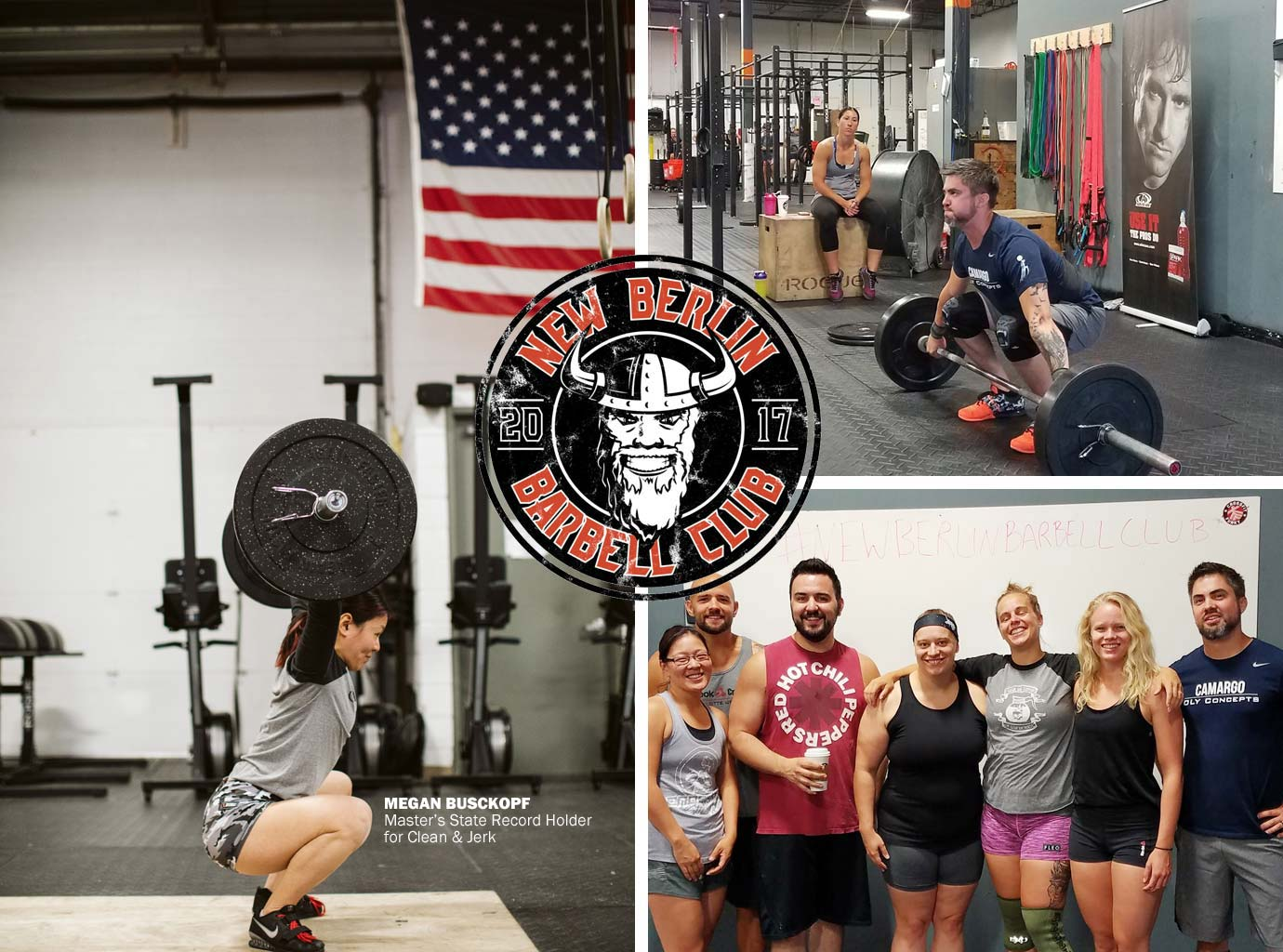 olympic weightlifting gym milwaukee